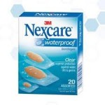 FREE Nexcare Waterproof Bandaid Samples (First 10,000 Daily)