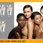 Free Olive Skin Care Sampling Set