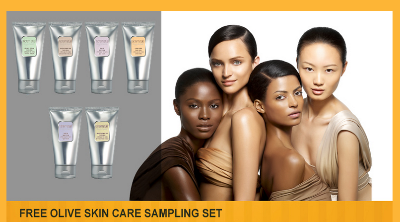 free-olive-skin-care-sampling-set