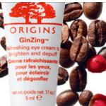 Origins- Get a FREE 1 Month Supply of GinZing Eye Cream (Thru September 15th!)