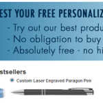 FREE Flashlight or Laser Pen For Businesses