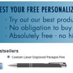 FREE Flashlight or Laser Pen For Businesses