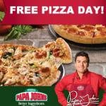 Papa John's: Buy One Large/XL Pizza Get One Free w/ Promo Code! (11/15-11/16)