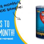 Pillsbury Members: Free Can of Progresso Soup