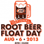 A&W- FREE Root Beer Floats Today Only (8/6) From 2PM- Close!