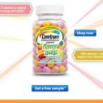 Get a FREE Sample of Centrum's Flavor Burst Chews
