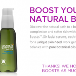 Free Sample of Seventh Generation Boosts Serum (HURRY)
