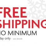 Petsmart: Get FREE Shipping, No Minimum (11/28 Thanksgiving Day Only)