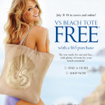 Victoria's Secret – FREE Beach Tote w/ a $65 Purchase Online Promo Code or In-Stores (LAST DAY!)