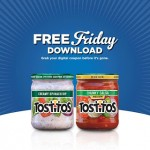 FREE Tostitos Style Dip or Salsa for Kroger Affiliates (Load Your Ecoupon Today!)