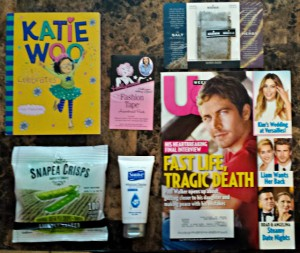 My Mailbox Freebies (December 2nd-7th)