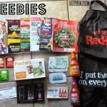 My Mailbox Freebies! (November 11th-23rd)
