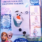 Disney Frozen Valentine Mailbox + 32 Cards Only $10.25!
