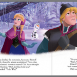 Free Frozen Read-Along Storybook on iTunes