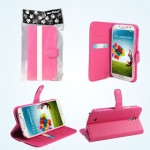 Hot Pink Bear Motion Premium Folio Case for Samsung Galaxy S4 ONLY $7.99 Shipped (Reg $29.99!)