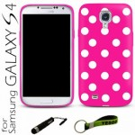 Polka Dot Cases for Galaxy S4 Phone ONLY $4.99 Shipped (Reg $29.99!)