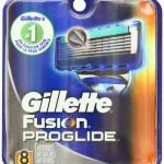 8 Ct Gillette Fusion Proglide Manual Cartridges ONLY $21.69 Shipped (Reg $32.44!)