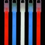 75 Red, White and Blue Glow Stick Light Sticks Only $27.99 (Originally $99.99!) Great for 4th of July