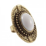 Elegant Vintage Oval Adjustable Ring ONLY 99 Cents + Free Shipping!