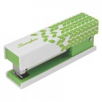 60% Off Swingline Fashion Staplers (Pink, Green, Blue Leaf Patterns or Solids)