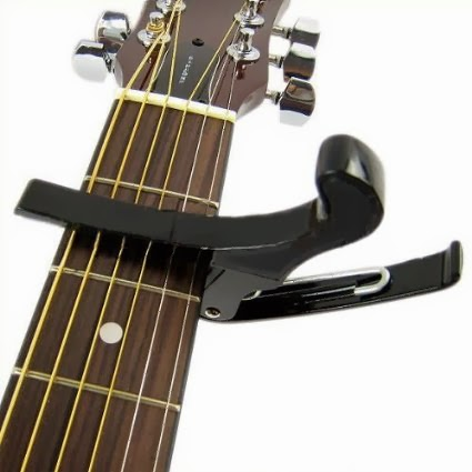 Quick Change Guitar Capo Key Clamp Only 2 30 Shipped