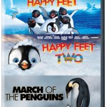 Happy Feet, Happy Feet 2, March of the Penguins Just $6