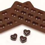 2 Heart Shaped Silicone Molds for Chocolate, Jelly & Candy Only $7.99 (Reg $19.99)