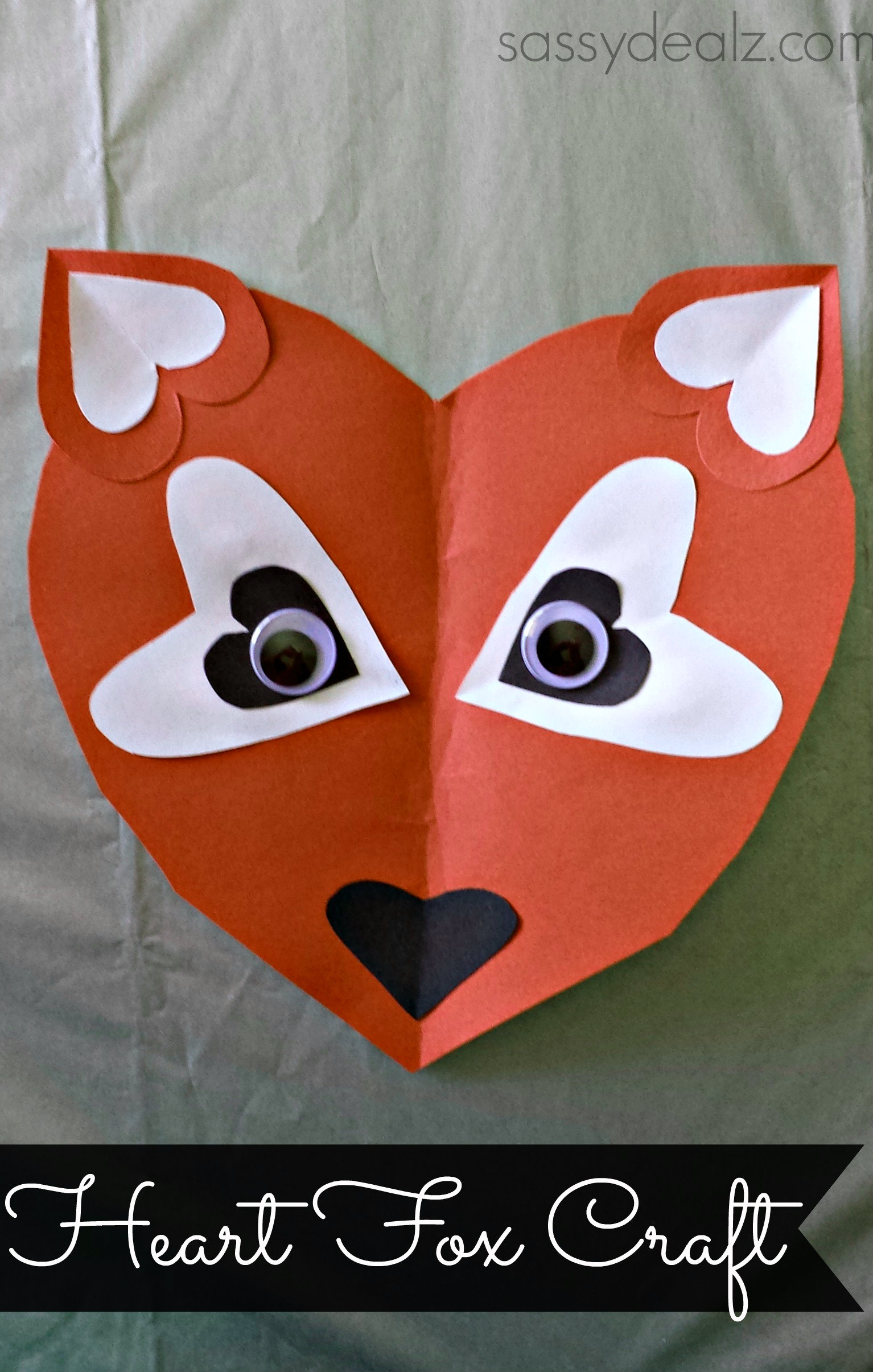 paper fox craft