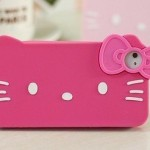 Pink Hello Kitty iPhone 4G/4S Case Cover ONLY $2.22 + Free Shipping!