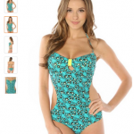 Hello Kitty Monokini Swimsuit 51% Off + Free Shipping on Amazon!