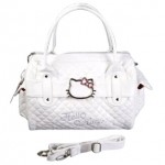 White Hello Kitty Handbag Purse Just $16.90 Shipped (Reg $85.20!)