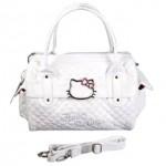 White Hello Kitty Handbag Purse Just $16.90 Shipped (Reg $85.20!)