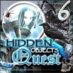 Download a Free Halloween App w/ Kids Mode! {Hidden Objects Quest 6: Spooky Decay}