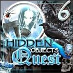 Download a Free Halloween App w/ Kids Mode! {Hidden Objects Quest 6: Spooky Decay}