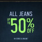 Hollister – 50% Off ALL Bettys/Dudes Jeans + Free Shipping on $75 Orders (Thru July 22nd!)