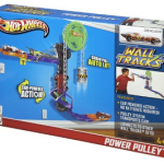 Hot Wheels Wall Tracks Power Pulley Track Set Only $5.70 Shipped!