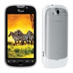 T-Mobile myTouch 4G Android Phone, White ONLY $79.99 + Free Shipping (No Contract!?)
