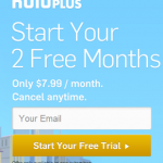 Get 2 Free Months of Hulu Plus! (New Subscribers)