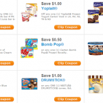 Ice Cream Printable Coupons (Haagen-Daz, Blue Bunny, Dreyers, Cadbury, Drumstick + More!)