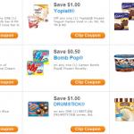 Ice Cream Printable Coupons (Haagen-Daz, Blue Bunny, Dreyers, Cadbury, Drumstick + More!)