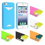 Credit ID Card Holder Case For iPhone 5 G LTE ONLY 99 Cents Shipped–Hurry!