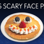 IHOP: Kids Get a FREE Scary Face Pancake on Halloween! (12 & Under)
