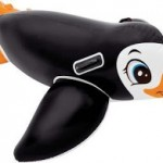 Intex Lil Penguin Ride On Pool Inflatable For Kids JUST $5.82 + Free Shipping!