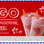 Jamba Juice Printable Coupon For BOGO Smoothie FREE!