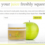 Organic PomSmooth Shampoo + Green Apple Peel Sample + FREE Sachet Trio + Free Shipping ONLY $10!