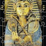 King Tut Wooden Jigsaw Puzzle ONLY $5 + Free Shipping (Reg $14.99!)