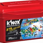K'NEX 375 Piece Deluxe Building Set Only $10 Shipped!