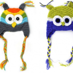 Knitted Owl Hats For Kids Only $5.19 Shipped