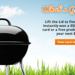 Kroger – Get Out and Grill Instant Win Game (Win Gift Cards, BBQ Food, and More!)