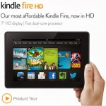 "Kindle Fire HD 7"" 16GB Tablet: $50 Off on Amazon + Free Shipping!"